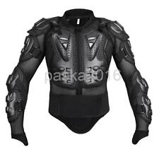 Motorcycle Full Body Armor Jacket Protective Gear for Motocross 6 Sizes