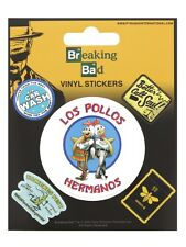 Breaking Bad Los Pollos Sticker Set Sticker Pack 10x12.5cm