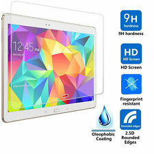 New 9H  Tempered Glass Screen Protector Film For Samsung Galaxy Tab Tablet PC