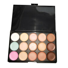 15-Color Shimmer Eyeshadow Palette Matte Makeup Cosmetic Set with 20Pcs Brushes