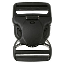 50/38/25mm Plastic Side Release Buckle Clips / Sliders for Webbing,Paracord