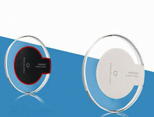 QI Wireless Fast 2A Charger Charging Pad Mat For Samsung /LG/HTC/ iPhone