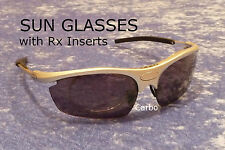 Prescription ( Rx ) Sunglasses. Cycling, sailing, motorcycle, bicycle or hiking.