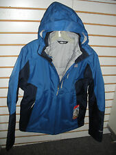 THE NORTH FACE MENS HOLGATE TRICLIMATE JACKET -CUP2- MONSTER BLUE- S, XL