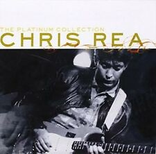 Platinum Collection - Chris Rea New & Sealed Compact Disc Free Shipping