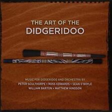 Art of the Didgeridoo: Music for Didgeridoo & Orch - V/A New & Sealed CD-JEWEL C