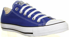 Converse All Star Deep Blue Men Women Trainers Sport Shoes Sneakers All Sizes~