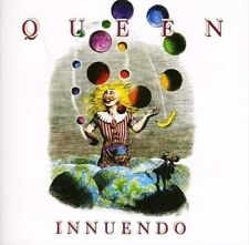 Innuendo: Deluxe Edition - Queen New & Sealed CD-JEWEL CASE Free Shipping