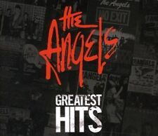 Greatest Hits (deluxe Version) - Angels New & Sealed CD-JEWEL CASE Free Shipping