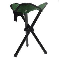 Outdoor Portable Camping Fishing Picnic Travel Tripod Folding Seat Stool Chair