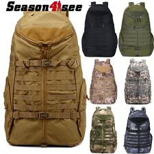 Outdoor Molle Tactical Cycling Hiking Backpack Waterproof Durable Military Bag