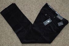 Polo Ralph Lauren Classic Fit Corduroy Pant Trousers Mens' Navy New NWT