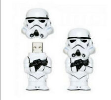 New star wars Warrior model USB 2.0 Enough Memory Stick Flash pen Drive 4-32GB