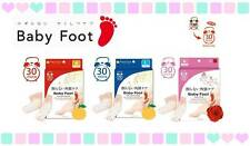 BABY FOOT EASY PACK 3D FOOT DEEP SKIN EXFOLIATION 30 mins SPEED TYPE