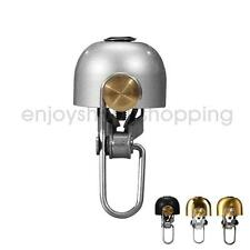 Bicycle Bike Cycle Handlebar Ring Horn Alarm Loud Safety Classical Bell Ring