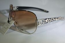 Animal Print DG Shield Sunglasses for Women