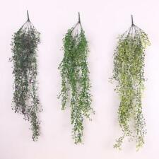 Plastic Weeping Willow Hanging Vine Branches Artificial Plant for DIY Decoration