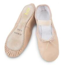 Bloch 209 Arise Full Sole Pink Leather Ballet Dance Shoes