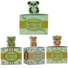 Candy Sweet Gift Box Kid Birthday Party Baby Shower Favor Animal Shape Box 50pcs
