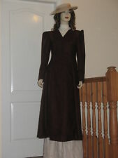 Victorian/Edwardian style Driving/Duster Coat