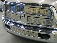 Bug Screen 2010 2011 2012 Dodge Ram 2500 3500 Stainless S Inserts Grill & Bumper