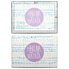 Hakuna Matata Skin Kit For Surface & Pro 2, 3, 4 Vinyl Sticker Decal Cover