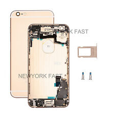 Full Housing Complete Back Cover Mid Frame Assembly For iPhone 6 Plus 5.5' US