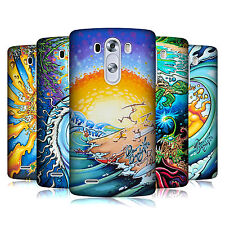 OFFICIAL DREW BROPHY SURF ART HARD BACK CASE FOR LG PHONES 1