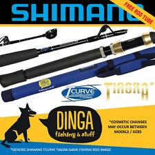 TCurve Tiagra Rods | Shimano Game Fishing Rods NEW