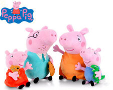 Cartoon Peppa Pig Plush Doll Daddy Mummy George Peppa Pig Kids Stuffed Toy Gift