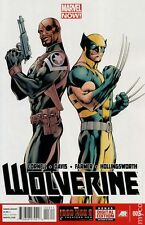 Wolverine (2013 4th Series) #3A VF