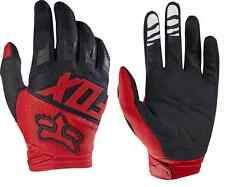 17291-003 Fox Dirtpaw Race Adult MX ATV Motorcycle Off Road Red Gloves