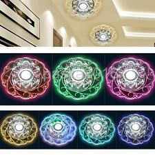 Fashion LED Ceiling Light Round Pendant Lamp Fixture Chandelier Lighting PICK