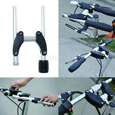Alloy Aluminum Folding Bicycle Cycling Handlebars Scooter City Bike Handle Bars