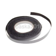 Black Fabric Tape Adhesive for Sewing Headwear Edge Binding DIY Crafts Supplies