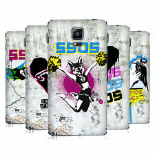 OFFICIAL 5 SECONDS OF SUMMER GRAFFITI BATTERY COVER FOR SAMSUNG PHONES 1