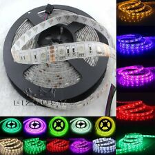 5M SMD5050 300leds Waterproof IP65 Flexible LED Light Strips For Home Decoration