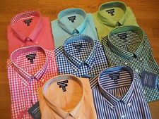 NWT $45. MSRP Mens Croft & Barrow Easy Care Classic Fit Cotton Blend Dress Shirt