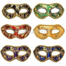 Vintage Venetian Mask Masquerade Party Mask Mysterious Sexy Fancy Dress Mask