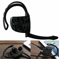 Universal Stereo Bluetooth Headset Earphone With MIC For Samsung LG G3 G4 G5 HTC