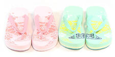 Butterfly Women Slippers Shoes for Girls House Beach Cheap Sandals Pinks Greens