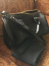 ALEXANDER WANG   'ROCCO' Pebble Leather with Antique Brass