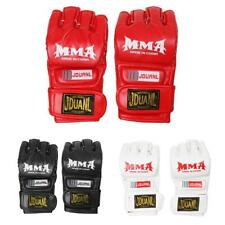 MMA UFC Grappling Thai Gloves Fight Boxing Sparring Punch Bag Training Gloves