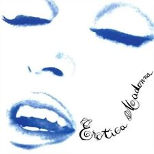 Erotica-vinyl Reissue - Madonna New & Sealed LP Free Shipping