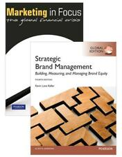 NEW Value Pack Strategic Brand Management (Global Edition) + Marketing in Focus
