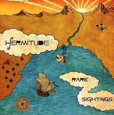 Rare Sightings - Hermitude New & Sealed CD-JEWEL CASE Free Shipping