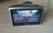Tomtom one xl sat nav UK/IRELAND MAPS