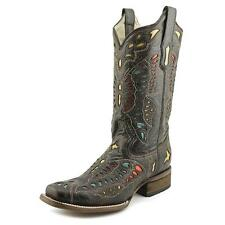 Corral A2953 Women  Square Toe Leather Brown Western Boot