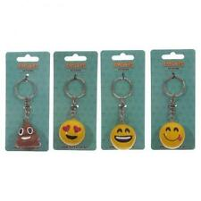 Novelty Design Emoti Keyring-4 Designs to Choose-Perfect Gift