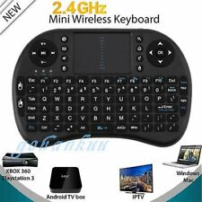 New Mini 2.4G Wireless Keyboard Touchpad Air Mouse For PC Smart TV Android MG